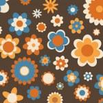 Retro abstract pattern — Stock Photo
