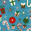 Christmas background - Foto Stock
