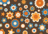 Retro abstract pattern — Stock Photo