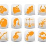 Zodiac icons — Stock Photo #1101649