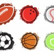 Royalty-Free Stock Photo: Sport balls