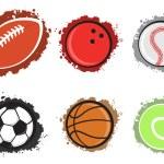 Sport balls — Stock Photo #1102036