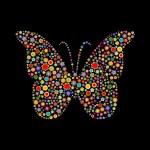 Butterfly shape — Stock Photo #1117099