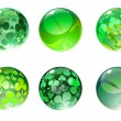 Decoration balls — Stock Photo #1162892