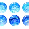 Royalty-Free Stock Photo: Winter balls