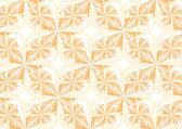 Oranje kristallen — Stockfoto