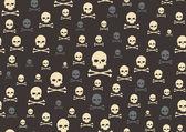 Skull and bones — Stock Photo