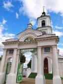 寺院の門 — ストック写真