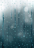 Rainy_background — Vecteur