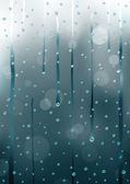 Rainy_background — Stockvector