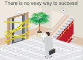 Success_way — Wektor stockowy