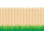 Fence — Stock Vector