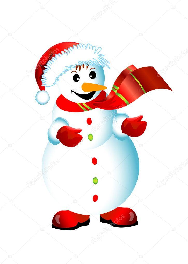 Christmas Cartoon Snowman | New Calendar Template Site