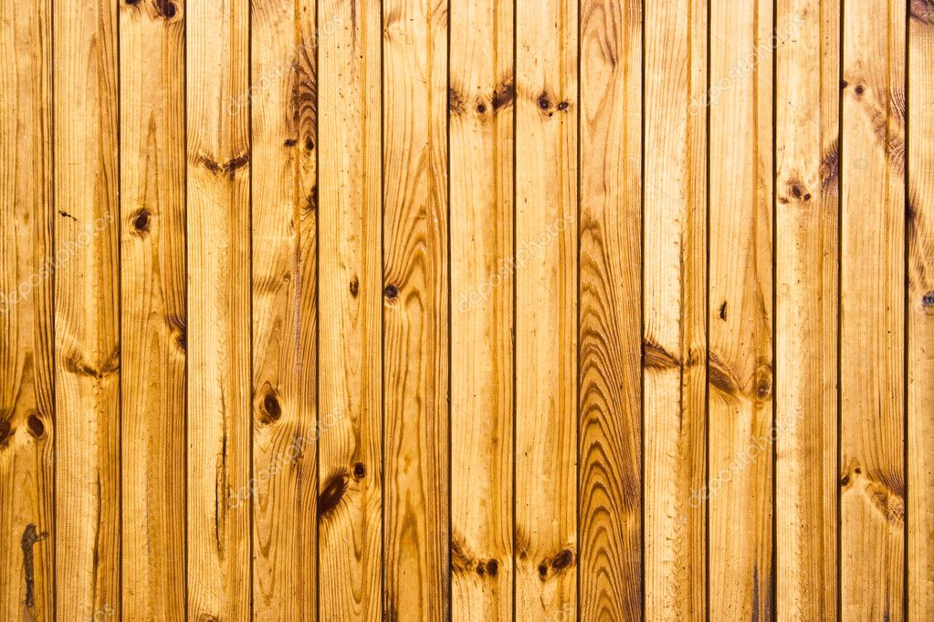 Close-up brown wood texture with natural patterns — Stock Photo #1385065