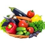 Fresh vegetables — Stock Photo #1390754