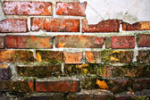 Abstract old brick wall — Stock Photo