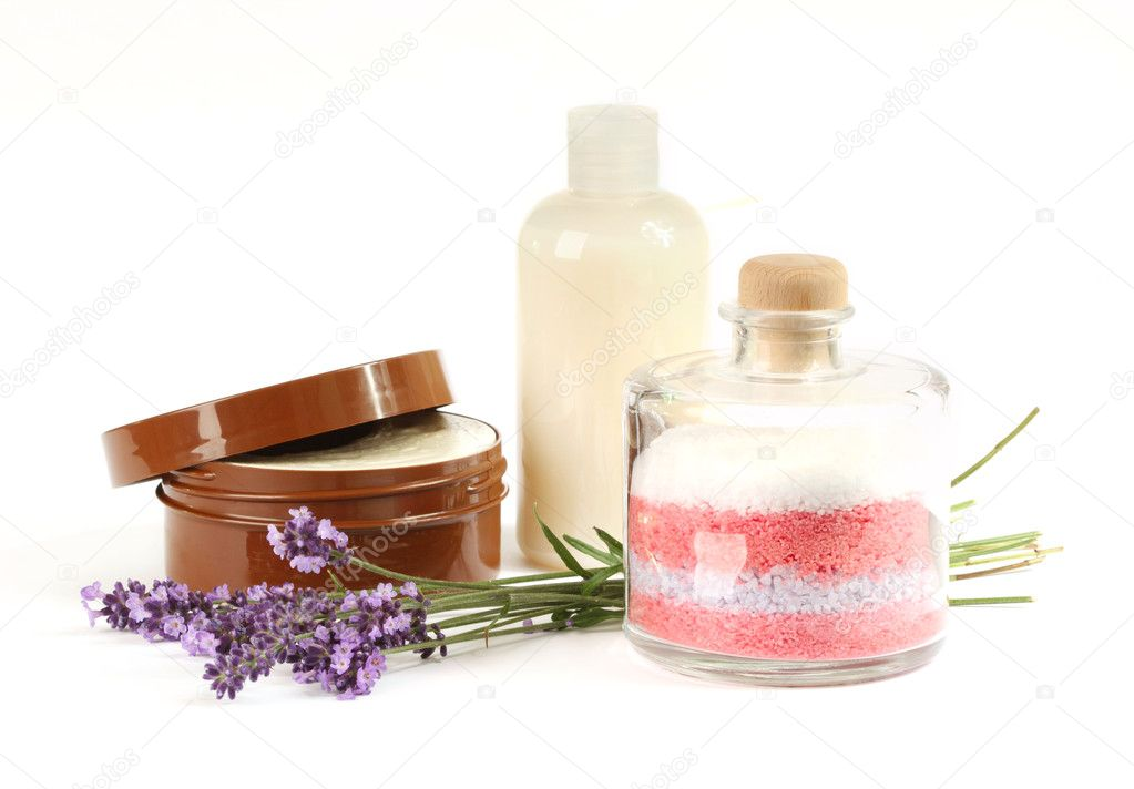 Body care products — Stock Photo #1126049