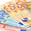 European currency — Stock Photo