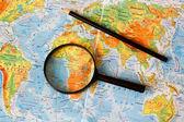 Mappe — Foto Stock