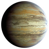 Gas giant planet — Stock Photo