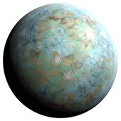 Oceanic planet — Stock Photo