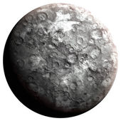 Stony planet — Stock Photo