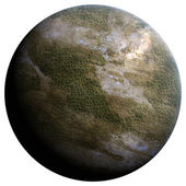 Terraforming planet — Stock Photo