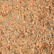 Granitic crumb — Stock Photo