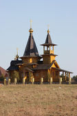 Christian orthodox temple — Stock Photo