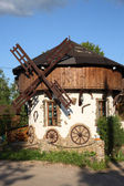 House in country style — Stock Photo