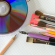 School supplies — Stock Photo #1101623