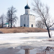 Royalty-Free Stock Photo: Church of the Intercession on the River
