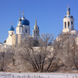 Stock Photo: Orthodox monastery in Bogolubovo. Russi