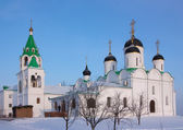 Spasskiy cathedral in Murom. Russia — Stock Photo