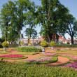 Down park at Peterhof — Stock Photo #1181659