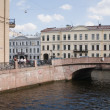 View of St. Petersburg, Russia — Stockfoto