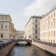 Channel in St. Petersburg — Stock Photo #1183396