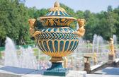 Vintage vase — Stock Photo