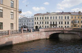View of St. Petersburg, Russia — Stock Photo