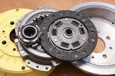 Automotive parts — Stock Photo