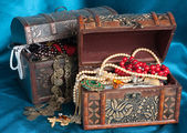 Treasure chests — Stock Photo
