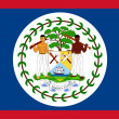 Flag of Belize — Stock Photo #1196165