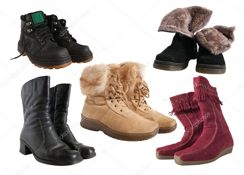 Похожие материалы (по тегу) : Модная зимняя обувь: валенки и угги (40 фото