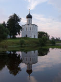 Church of the Intercession on Nerl — Stock Photo