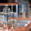Tube amplifier — Stock Photo #2113892