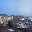 Stock Photo: Panoramof winter Vladimir