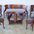 Furniture of Winter Palace - Stock Photo