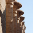 Karnak Temple at Luxor, Egypt . - Photo