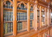 Library of Winter Palace — Stock Photo
