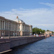 neva river — Stock Photo